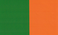 Combination of two colours to be protected as trademarks